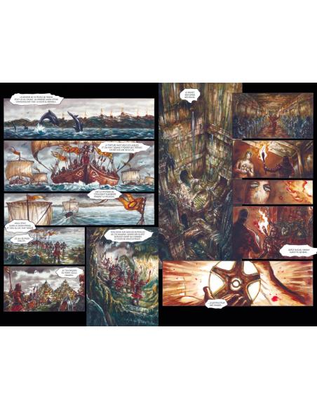 Archer Blanc/Comics 1/ Mitton-Corteggiani